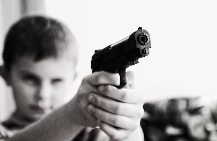 gun violence children